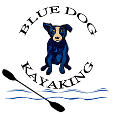 blue dog logo