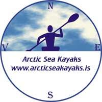 arctic sea kayak logo