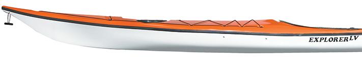 Sea kayak size comparison chart  Kayak across the water